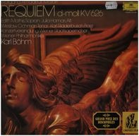 Wolfgang Amadeus Mozart - Elly Ameling , Barbara Scherler , Louis Devos , Roger Soyer , Gulbenkian - Requiem d-moll KV 626