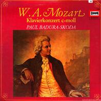 Wolfgang Amadeus Mozart / Paul Badura-Skoda - Klavierkonzert C-Moll