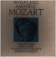 Mozart - Ouvertüren - Serenaden - Symphonien - Konzerte - Krönungsmesse