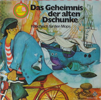 Kinder-Hörspiel - Das Geheimnis Der Alten Dschunke / Haschisch Für Den Mops