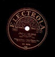 Wolfgang Sauer u. d. Bernd Hansen-Chor, Herbert Beckh und sein Orchester - Ding-Dong-Ding / Ein kleiner Ring aus Gold