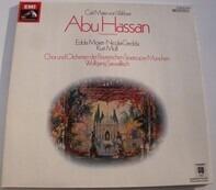 Wolfgang Sawallisch , Carl Maria von Weber , Chor Der Bayerischen Staatsoper , Bayerisches Staatsor - Abu Hassan