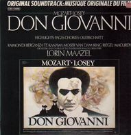 Wolfgang Amadeus Mozart - Don Giovanni OST - Highlights