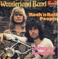 Wonderland - Rock'n Roll People