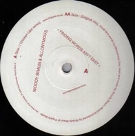 Woody Braun & Allonymous - Finding Words Ain't Easy