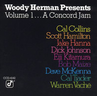 Woody Herman - Presents Volume 1 ...A Concord Jam