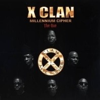 X-Clan - The One / Blackwards Row