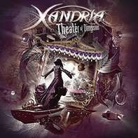 Xandria - Theater Of Dimensions (2lp Black Vinyl)