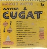 Xavier Cugat And His Orchestra - Dance with Cugat
