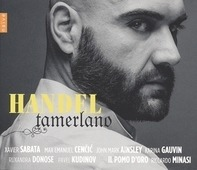 Xavier/minasi,Riccardo,Minasi/il Pomo D'oro/+ Sabata - Tamerlano