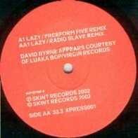 X-Press 2 - Lazy (Remixes)