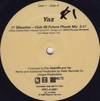 Yaz, Yazoo - Situation
