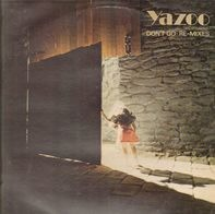 Yazoo - Don't Go Re-Mixes