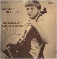 Yehudi Menuhin - Vintage Menuhin - The legendary early recordings