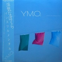 Yellow Magic Orchestra - Naughty Boys (Instrumental)