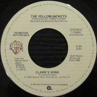 Yellowjackets - Claire's Song