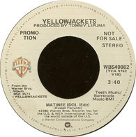 Yellowjackets - Matinee Idol (Edit)
