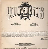 Yellowjackets - Matinee Idol / Sittin In It / Rush Hour