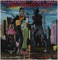 Josey Yellowman/Wales - Two Giants Clash