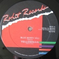 Yellow Man, Yellowman - Blue Berry Hill