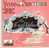 Yvonne Printemps, Pierre Fresnay, Rene Dary - Les Trois Valses