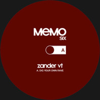 Zander VT - DIG YOUR OWN RAVE
