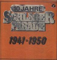 Zarah Leander, Lale Andersen, Evelyn Künneke... - 10 Jahre Schlager-Parade 1941-1950
