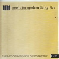 Zero 7, Calexico, a.o. - Music For Modern Living Vol. 5