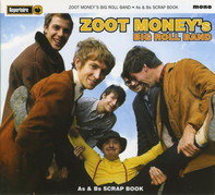 Zoot Money's Big Roll Band - As & Bs Scrap Book