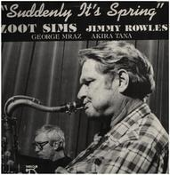 Zoot Sims - Suddenly It's Spring