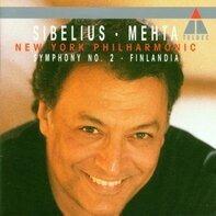 Sibelius - Sinfonie No.2 / Finlandia