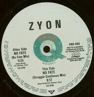 Zyon - No Fate