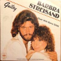 Barbra Streisand Duet With Barry Gibb - Guilty