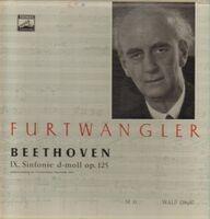 Beethoven - Furtwängler - IX. Sinfonie D-moll Op. 125
