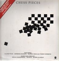 Benny Andersson, Tim Rice, Björn Ulvaeus - Chess Pieces
