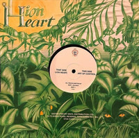 Berty B & Dillinja - Lion Heart / Art Of Control