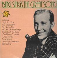 Bing Crosby - Bing Sings The Great Songs