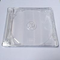 CD Leerbox (Jewel Case) - mit Tray