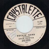 Dean Hunter - Rockin' Band / Double Date