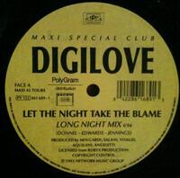Digilove - Let the Night Take the Blame