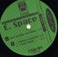 E Space - Just A Little Vox Noise