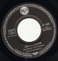 Elvis Presley - Marie's The Name - His Latest Flame