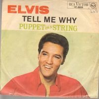 Elvis Presley With The Jordanaires - Tell Me Why
