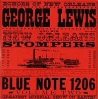 George Lewis And His New Orleans Stompers - Volume 2