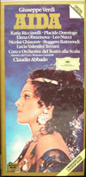 Giuseppe Verdi , Montserrat Caballé , Placido Domingo , Fiorenza Cossotto , Piero Cappuccilli , Nic - Aida