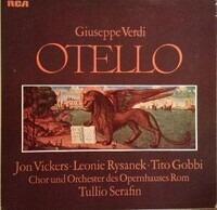 Verdi/ Jon Vickers , Leonie Rysanek , Tito Gobbi , Orchestra E Coro Del Teatro Dell'Opera - Otello