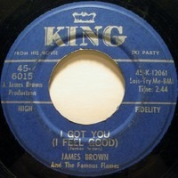 James Brown & The Famous Flames - I Got You (I Feel Good)