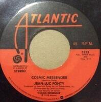 Jean-Luc Ponty - Cosmic Messenger