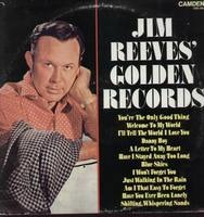 Jim Reeves - Jim Reeves' Golden Records
