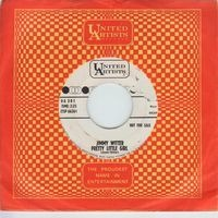 Jimmy Witter - Pretty Little Girl / A Cross Stands Alone